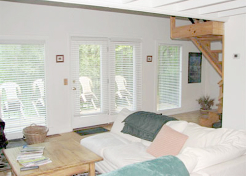 shenandoah chalet mountain cabin rental photo